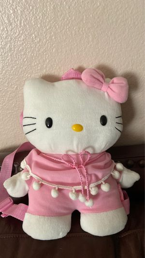 Hello Kitty backpack for Sale in Rancho Cucamonga, CA