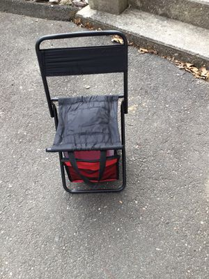 CAMPING FISHING HIKING CHAIR for Sale in New Fairfield, CT