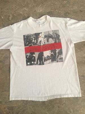 Vintage 1989 10,000 Maniacs Blind Man's Zoo Shirt for Sale for sale  San Diego, CA