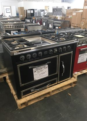"Display model Viking 48""Tuscany range for Sale in Los Angeles, CA"