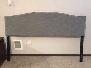 King size headboard for Sale in Spokane, WA