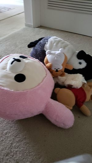 Random plushie all for $15 for Sale in San Ramon, CA