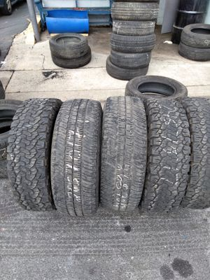 Tire sale New and Used for Sale in Hyattsville, MD
