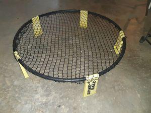 Spike ball net for Sale in Marietta, GA