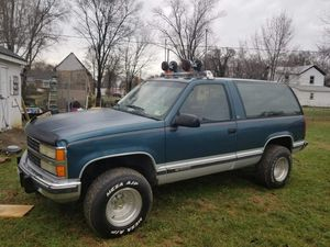 Chevy Blazer Silverado for Sale in Hyattsville, MD