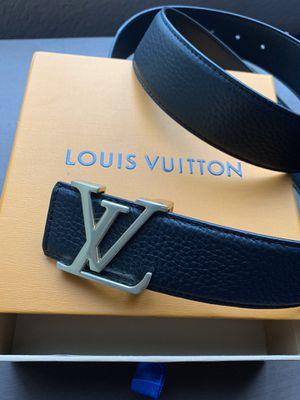 Louis Vuitton Belt Size 30-34 for Sale in Phoenix, AZ
