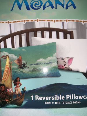 Moana Pillowcase for Sale in Lancaster, CA