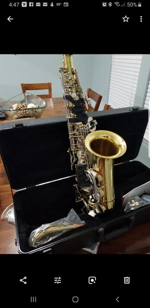 Brand New Alto Saxophone 24M for Sale in White Plains, MD