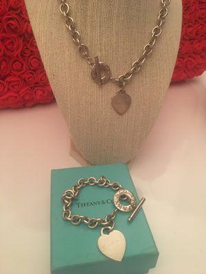 Tiffany Heart Set for Sale in Miami, FL