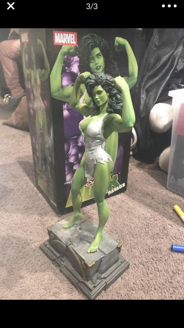 Savage she hulk