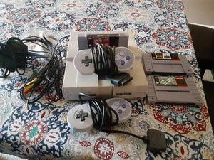 Super Nintendo for Sale in Fowler, CA