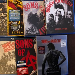 Sons of Anarchy - Complete Series for Sale in Moreno Valley, CA