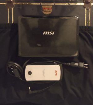 Mini-Laptop MSI L1350 for Sale in San Bernardino, CA