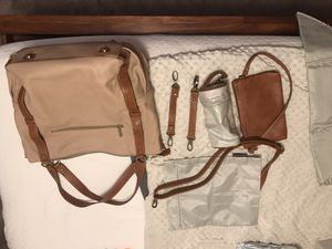 Timi and Leslie Diaper Bag Set for Sale in WA, US