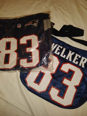New England Patriots Jersey Tote Purses for Sale in Wheat Ridge, CO