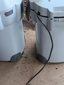 Two Large Canister Filters And Pleco for Sale in Stockton,  CA