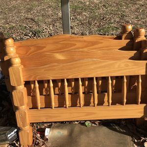 Bed Frame for Sale in Amherst, VA
