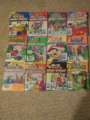 Archie jumbo comics for Sale in Caro, MI