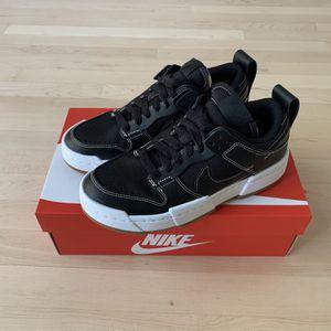 Nike Dunk Disrupt Low Women's Black Size 9 for Sale in Atlanta, GA