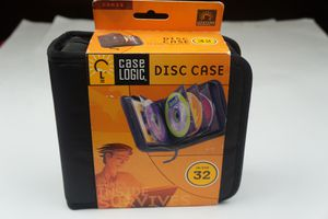 Case Logic Disc Carrying Case CD / DVD 32. CDR32 for Sale in Whittier, CA
