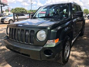 2010 Jeep Patriot. 95k miles. Current Emissions. Clean Title for Sale in Alpharetta, GA