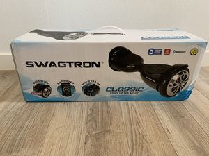Brand NEW In Box - Swagtron Bluetooth Hoverboard for Sale in Fontana, CA