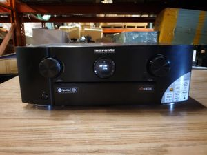 Marantz SR6012 9.2 Channel Full 4K Ultra HD Network AV Surround Receiver with Heos black, Works with Alexa for Sale in Los Angeles, CA