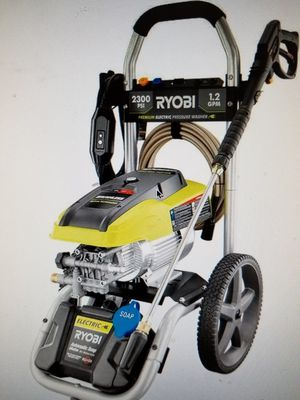 RYOBI 2300 PSI 1.2 GPM for Sale in Grove City, OH