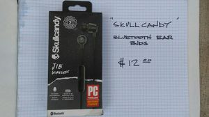 Skullcandy bluetooth earbuds for Sale in Fresno, CA