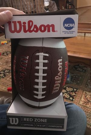 Wilson Official Sized NCAA Football for Sale in Alexandria, VA
