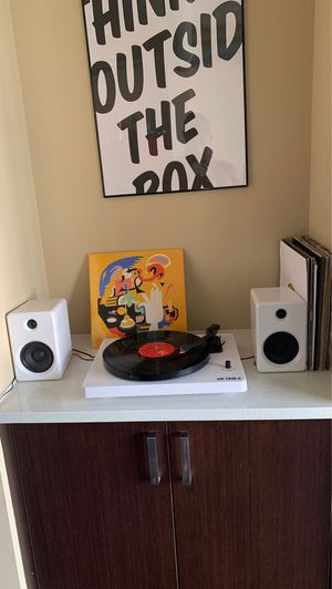 Vinyl Record Player for Sale in Charlotte, NC