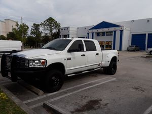 Dodge RAM 3500 2007 4x4 for Sale in Miami, FL