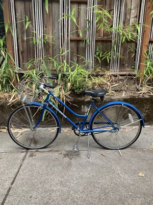 Vintage Schwinn Collegiate Cruiser Bike for Sale in Portland, OR