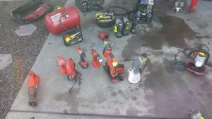 Power tools 20gallon air compressor welders for Sale in Sun City, AZ