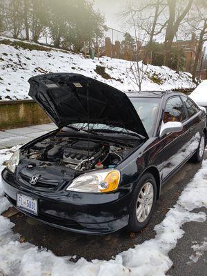 Honda Civic 2003 FOR PARTS for Sale in Ashburn, VA