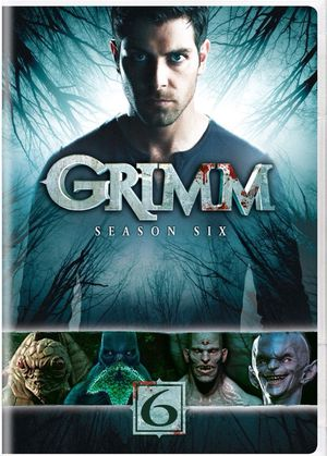 Grimm season 6 DVD for Sale in Houston, TX
