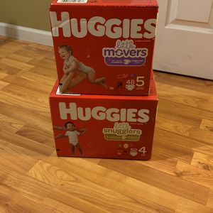 Huggies Dippers for Sale in Roswell, GA