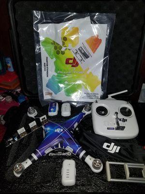 DJI Phantom 3 Standard loaded lot! for Sale in Abilene, TX