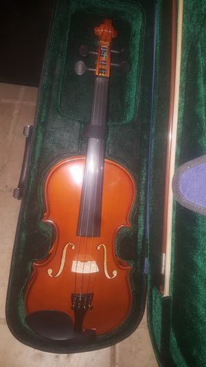 Beautiful acoustic full-size violin for Sale in Chicago, IL