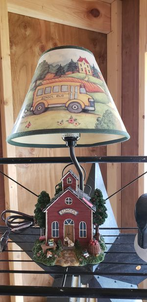 School house lamp for Sale in Farmville, VA