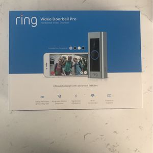 Ring Door bell pro for Sale in Hialeah, FL