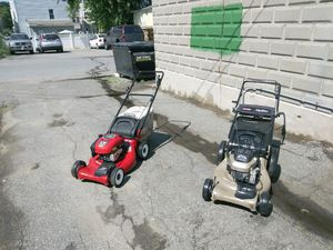 2 CRAFTSMAN 21 INCH SELF PROPELLED for Sale in Methuen, MA