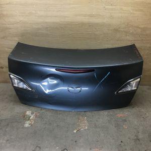 2010-2013 Mazda 3 Trunk Lid for Sale in San Bernardino, CA