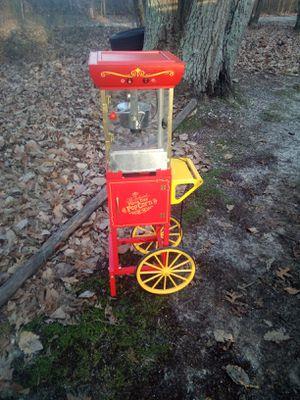Popcorn maker for Sale in Claremont, NC