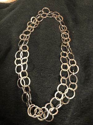 Doubled up single strand necklace for Sale in Lafayette, CO