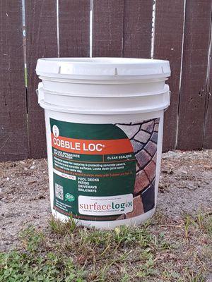 COBBLE LOC 5 GALLON for Sale in Oakland Park, FL