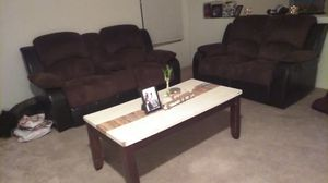Couches & Coffee Table for Sale in Victorville, CA