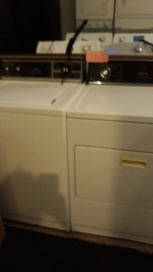 Kenmore washer and dryer set excellent condition 4months warranty for Sale in Halethorpe, MD