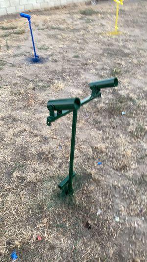 fishing 🎣 pole stand for Sale in San Bernardino, CA