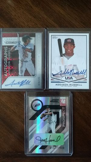 Baseball Autographs for Sale in Clarksville, IN